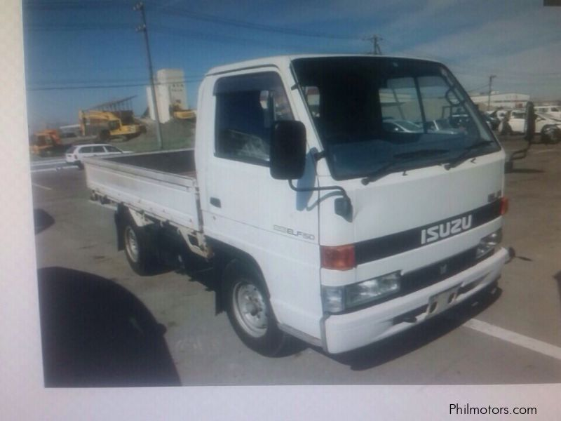 Used Isuzu ELF NKR 4JB1 for sale in Laguna