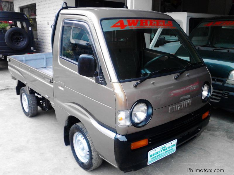 Used Suzuki Multicab FOUR WHEELS MOTORS 50K downpayment only for sale in Laguna