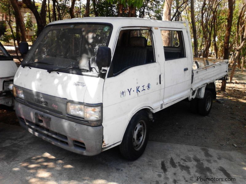 Used Mazda Bongo Double Cab for sale in Laguna