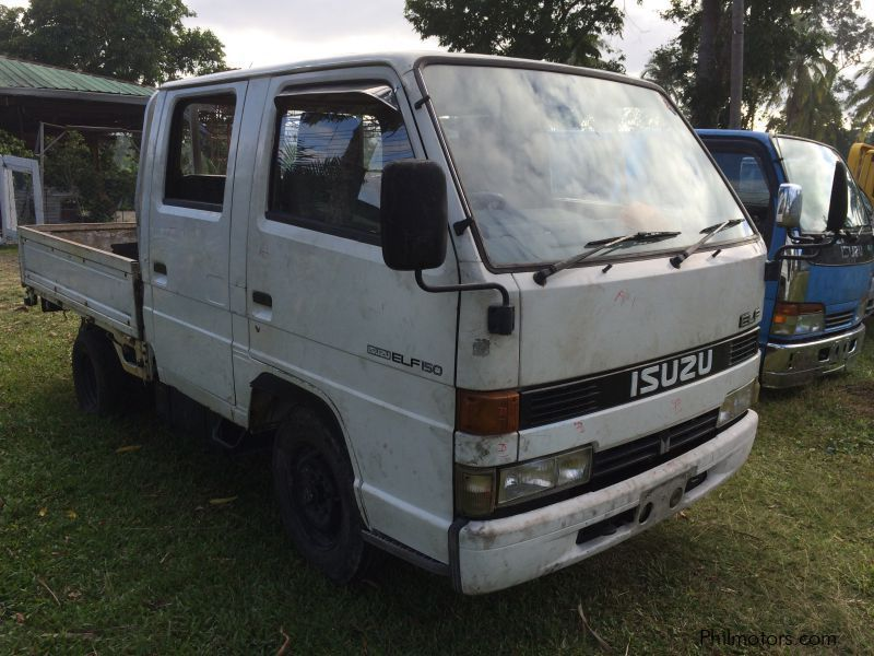 New Isuzu ELF NHR 4JB1 Double Cab for sale in Laguna