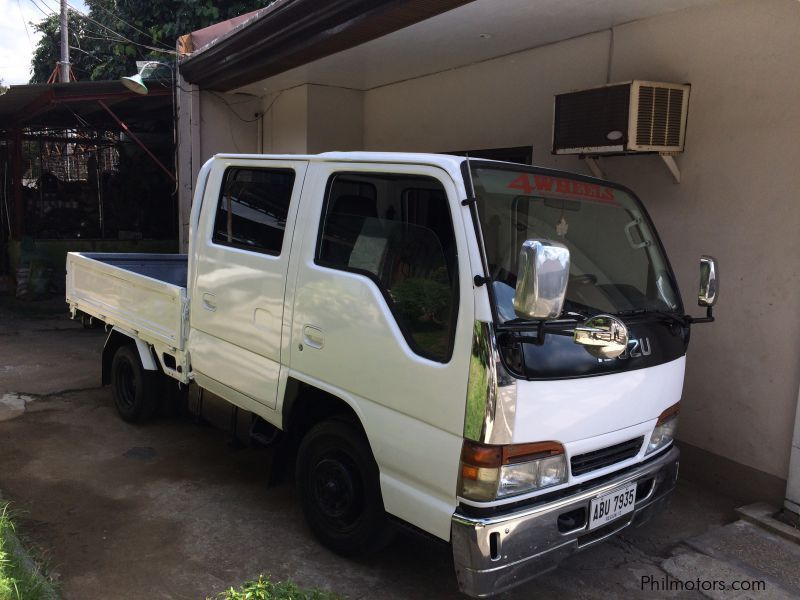 New Isuzu ELF GIGA Double Cab 4JG2 for sale in Laguna