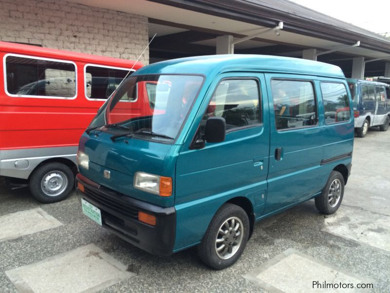Used Suzuki Multicab Every Van with mags for sale in Laguna