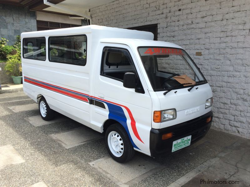 Used Suzuki Multicab FB passenger for sale in Laguna
