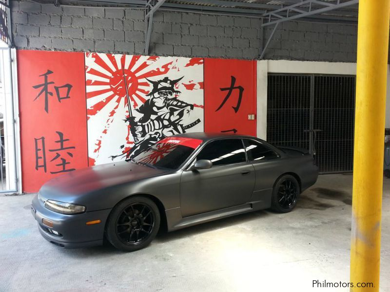 Used Nissan Silvia S14 for sale in Laguna