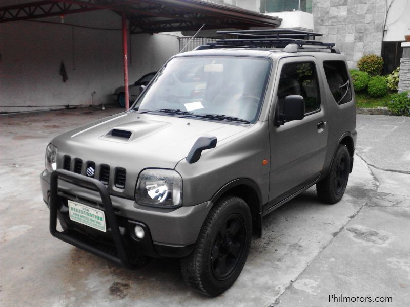 Used Suzuki Jimny Sports  for sale in Laguna