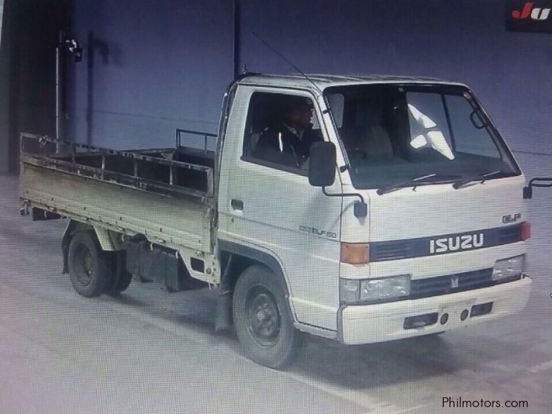 Used Isuzu ELF NHR 4JA1 10FT Dropside for sale in Laguna