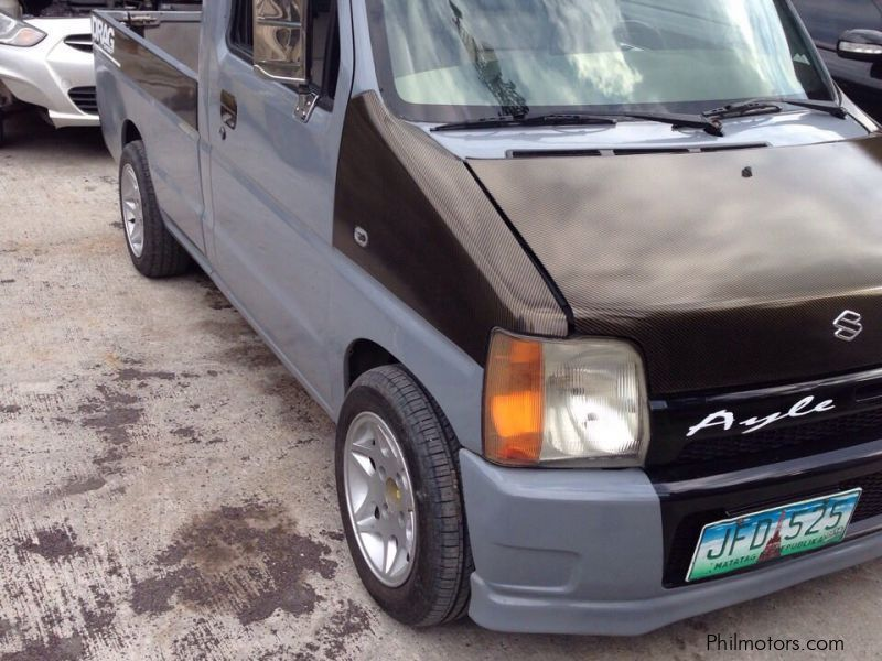 Pre-owned Suzuki Wagon R pick up for sale in