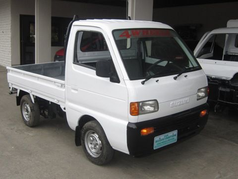 Used Suzuki Multicab FOURWHEELS MOTORS 50K Downpayment ONLY for sale in Laguna