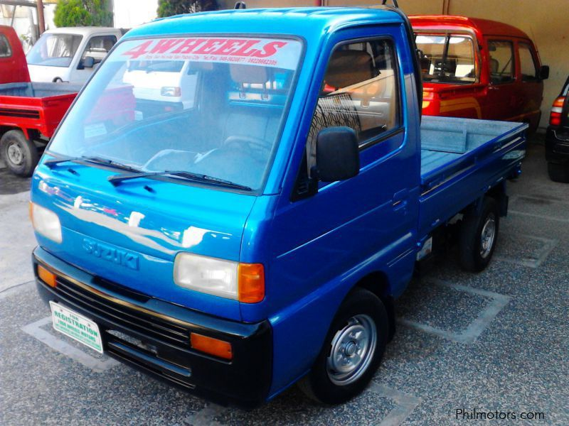 Used Suzuki Multicab Pick up  for sale in Laguna