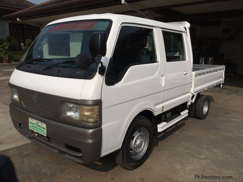 New Mazda Bongo Double Cab R2 Diesel Engine for sale in Laguna