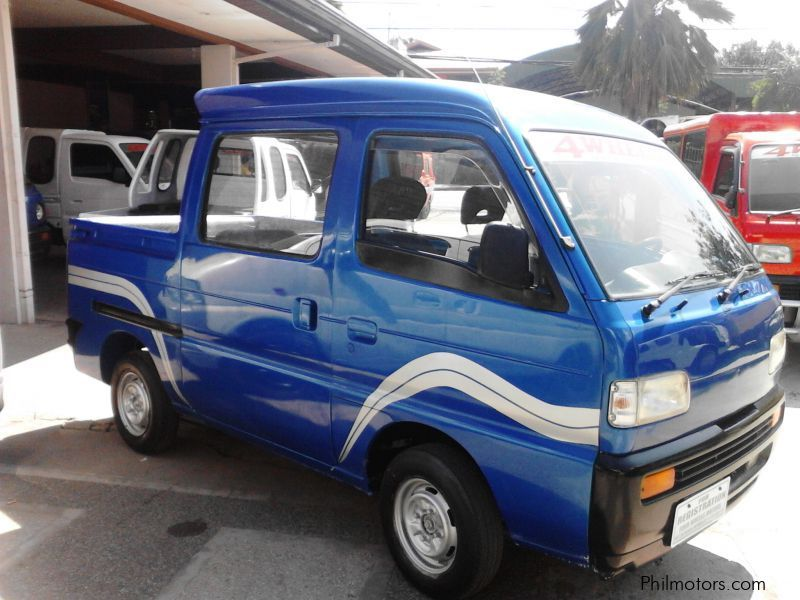 Used Suzuki Multicab Double Cab  for sale in Laguna