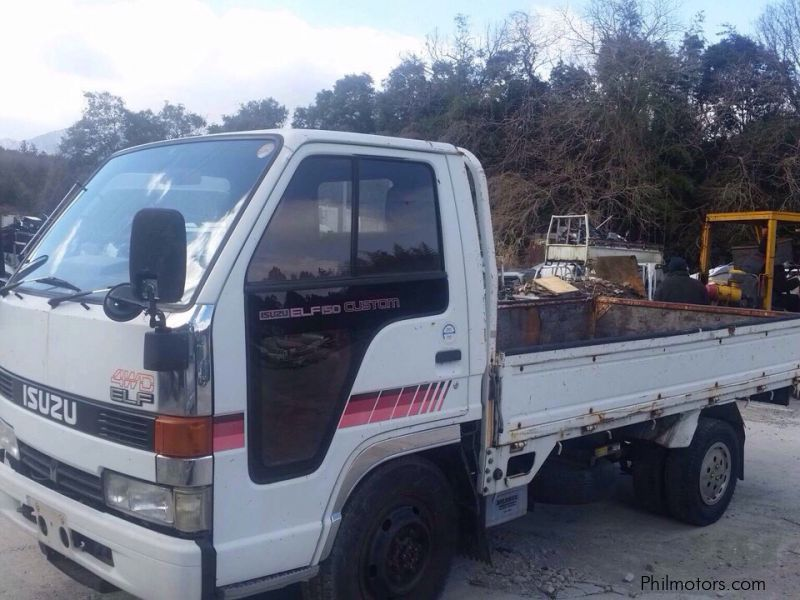 Used Isuzu ELF NKR 4JB1 4x4 for sale in Laguna