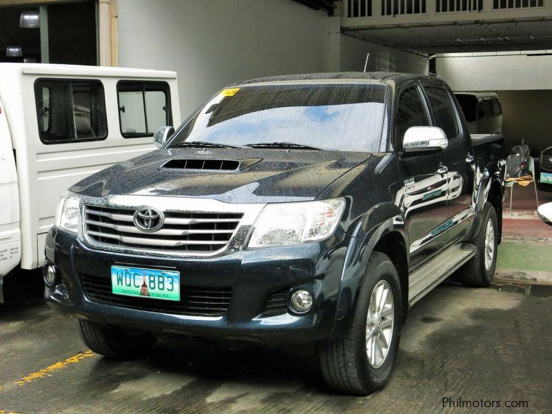 Used Toyota Hilux 4x4 G ( Local ) for sale in Pasig City