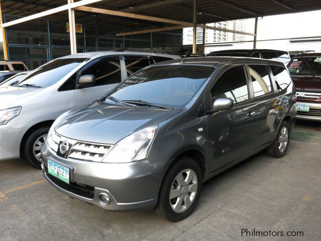 Used Nissan Grand Livina for sale in Pasig City