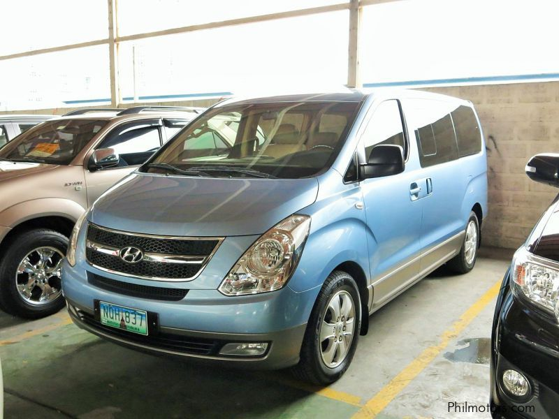 Used Hyundai Grand Starex for sale in Pasig City
