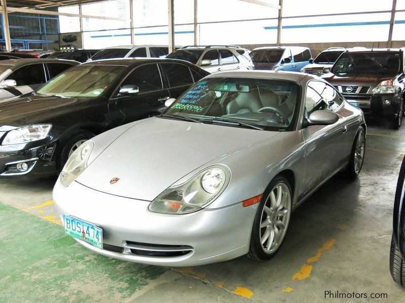 Used Porsche Carrera 4 in Pasig City