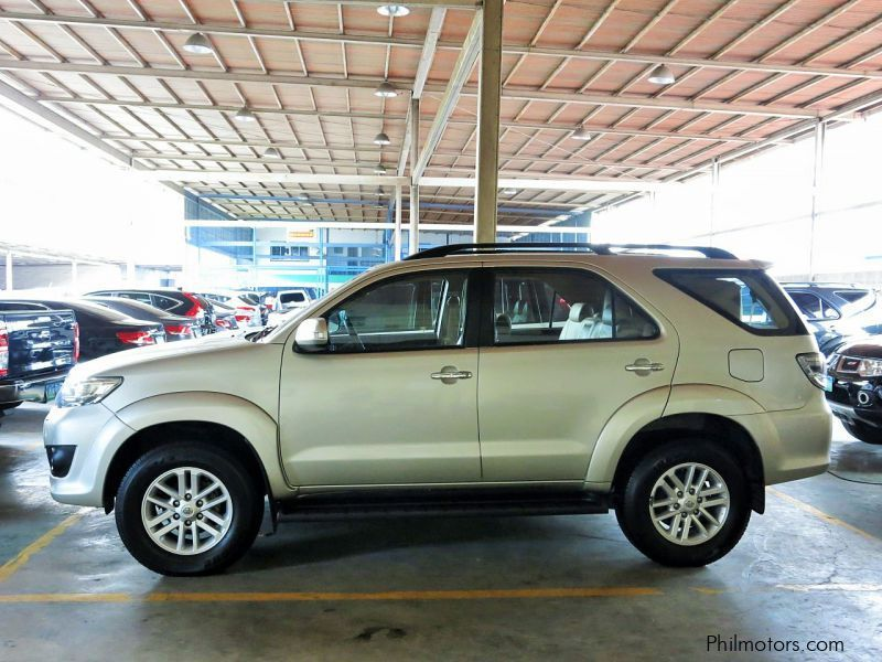 Used Toyota Fortuner  in Pasig City