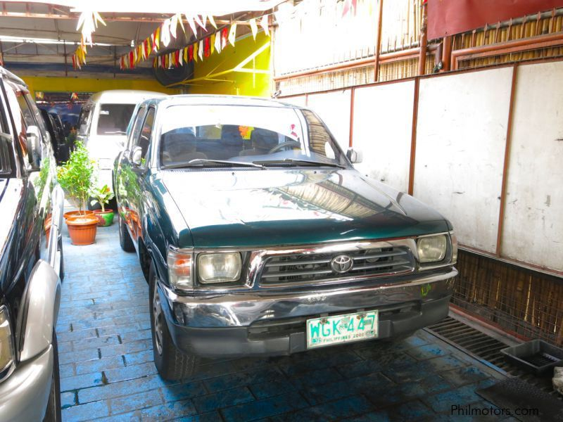 Used Toyota Hilux for sale in Quezon City