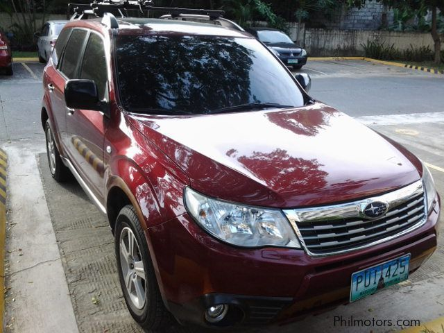 Used Subaru Forester for sale in Pasay City