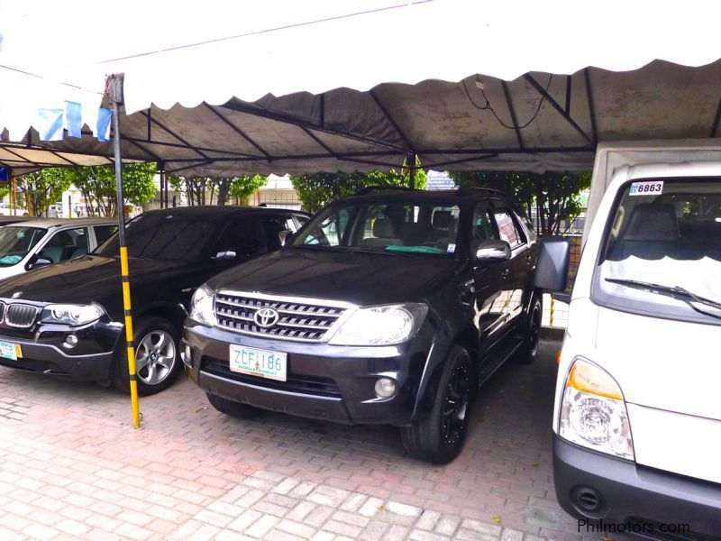 Used Toyota Fortuner for sale in Rizal