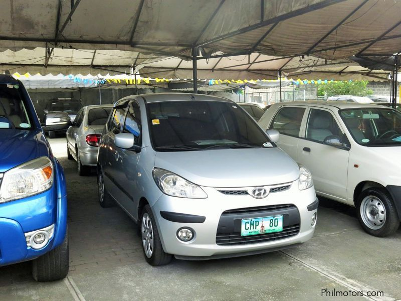 Used Hyundai i10 for sale in Rizal