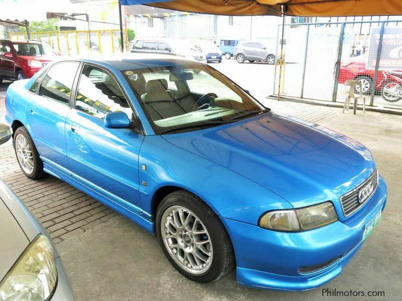Pre-owned Audi A4 for sale in Rizal
