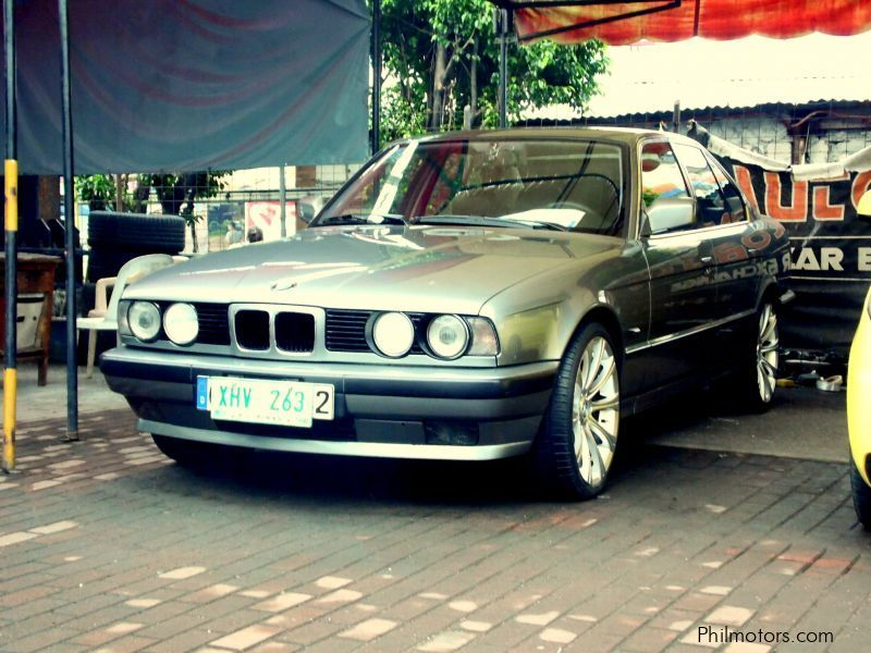 Used BMW 525i for sale in Rizal