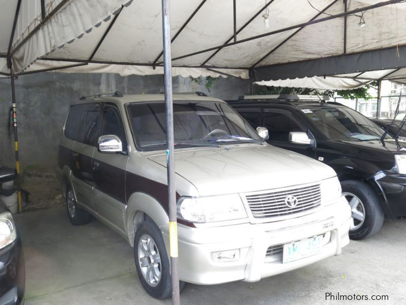 Used Toyota Revo VX 200 for sale in Rizal