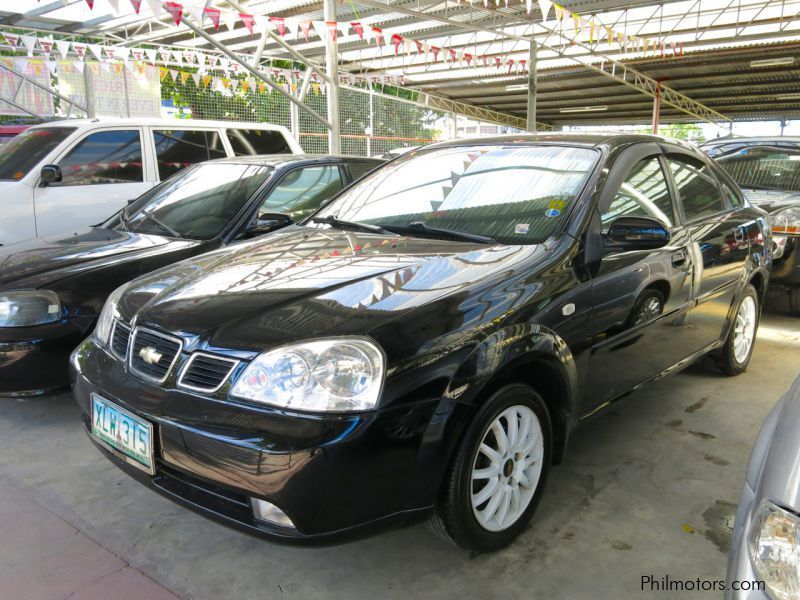Used Chevrolet Optra for sale in Marikina City