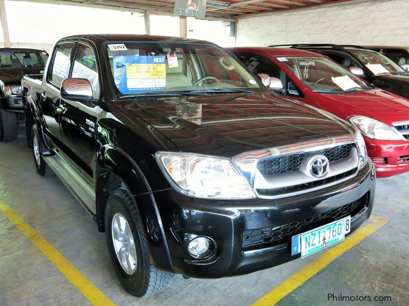 Used Toyota Hilux G for sale in Pasig City