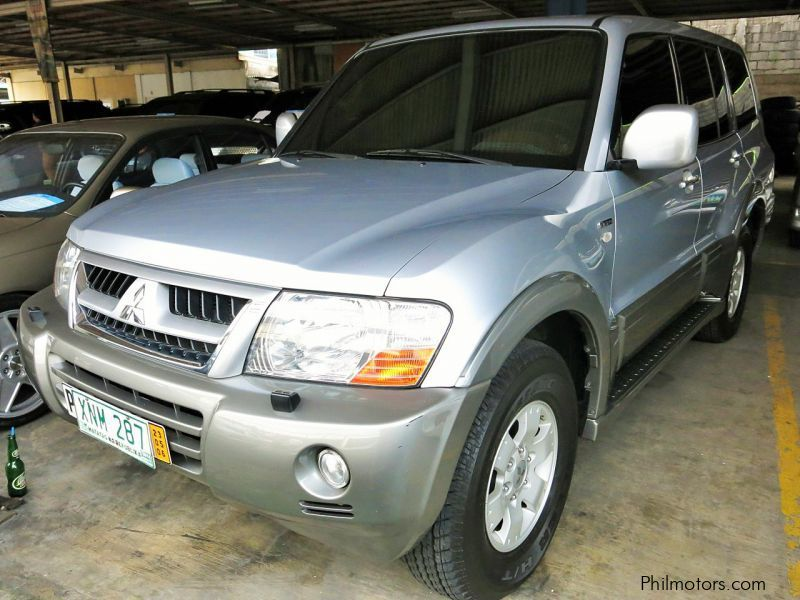 Used Mitsubishi Pajero 4x4 for sale in Pasig City