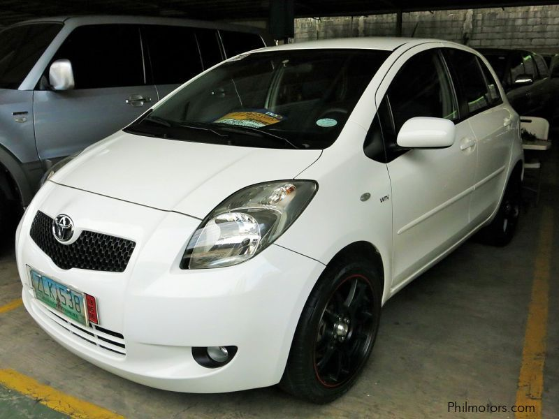 Used Toyota Yaris for sale in Pasig City