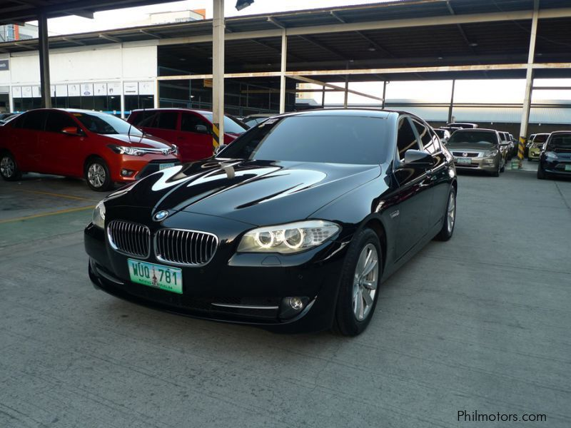 Used BMW 520d in Pasig City