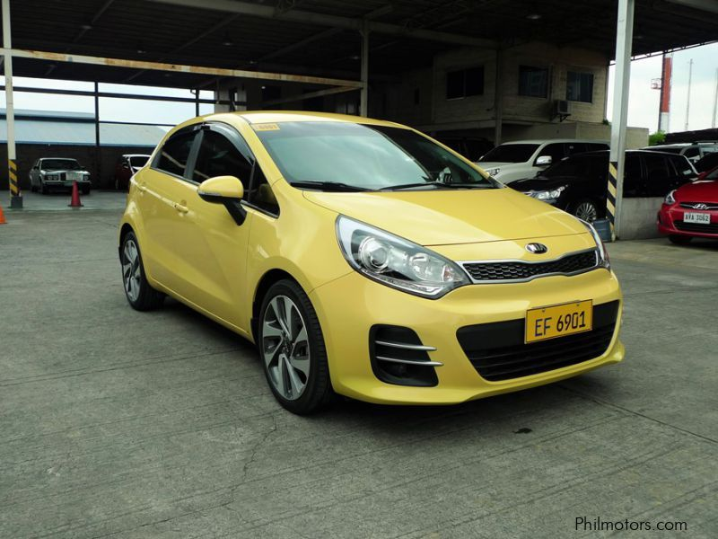 Used Kia Rio EX Hatchback for sale in Pasig City