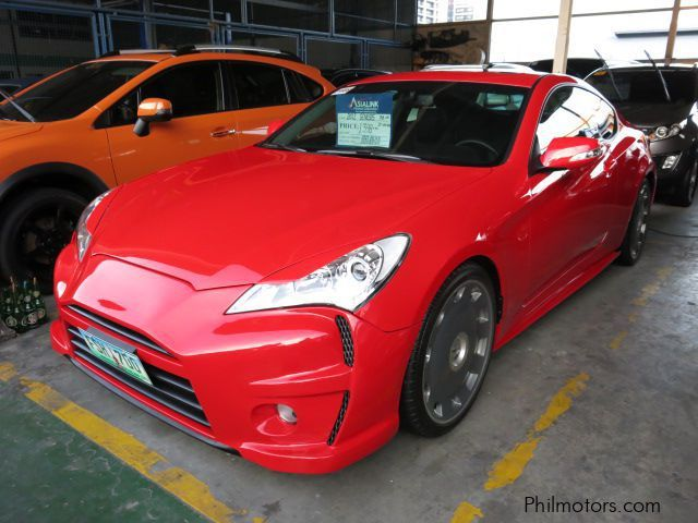 Used Hyundai Genesis in Pasig City
