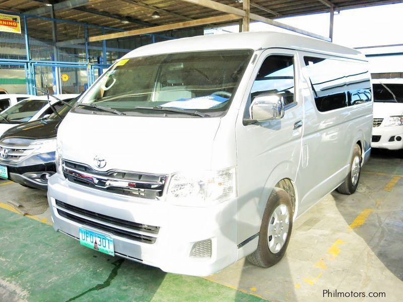 Used Toyota Hi-Ace  Grandia GL in Pasig City