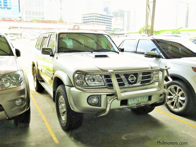 Used Nissan Patrol Presidential Series for sale in Pasig City
