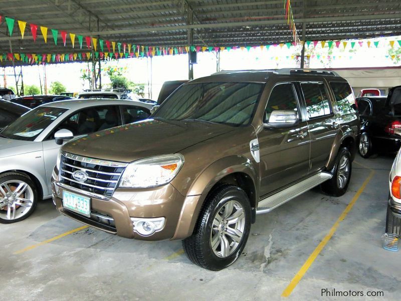 Used Ford Everest for sale in Pasig City