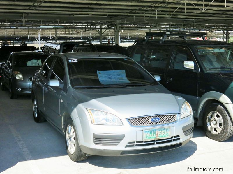 Used Ford Focus for sale in Muntinlupa City