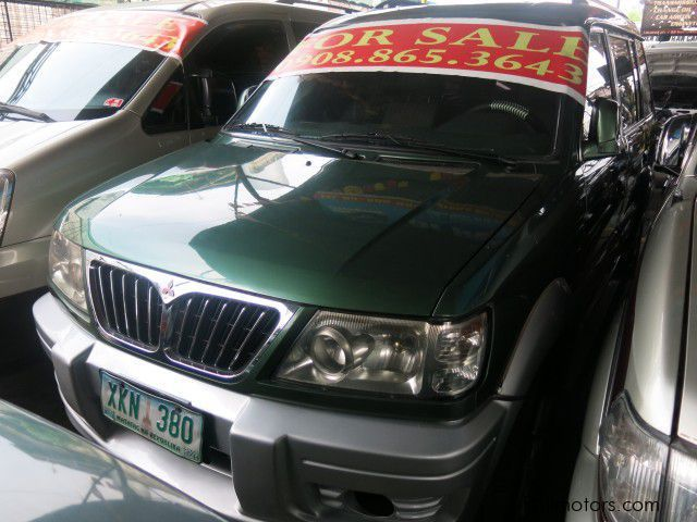 Used Mitsubishi Adventure for sale in Paranaque City