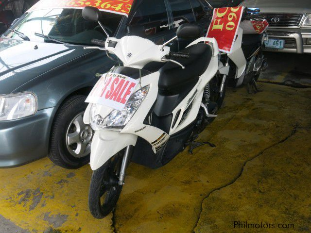 Used Suzuki Skydrive for sale in Paranaque City