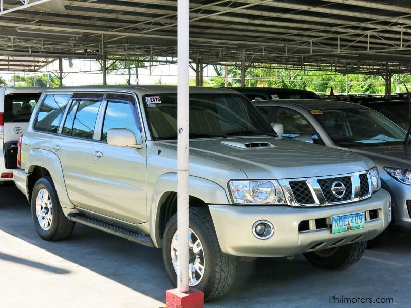 Used Nissan Patrol Super Safari for sale in Muntinlupa City