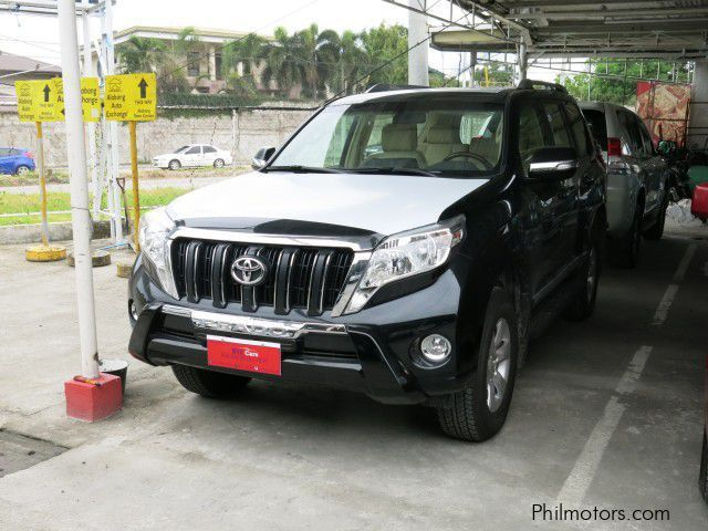 New Toyota Land Cruiser Prado for sale in Muntinlupa City