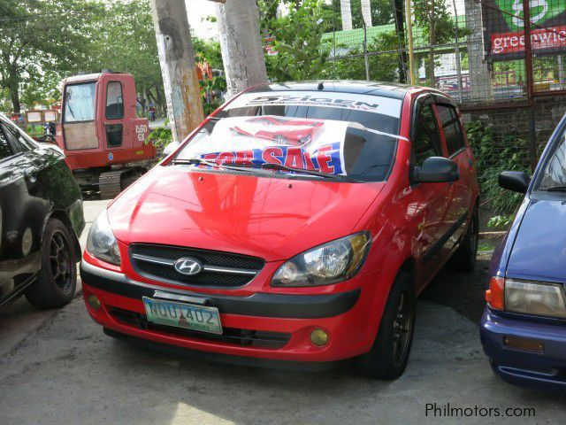 Used Hyundai Getz for sale in Laguna