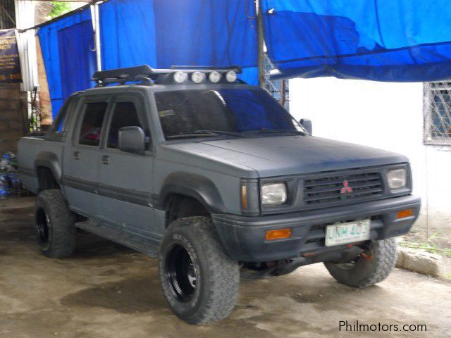 Used Mitsubishi Strada for sale in Laguna