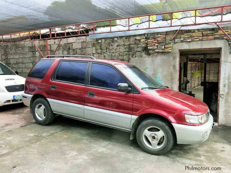 Used Mitsubishi Space Wagon for sale in Paranaque City