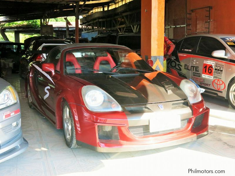 Used Toyota MR 2 for sale in Cavite