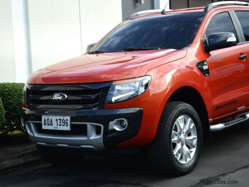 Used Ford Wildtrak for sale in Quezon City