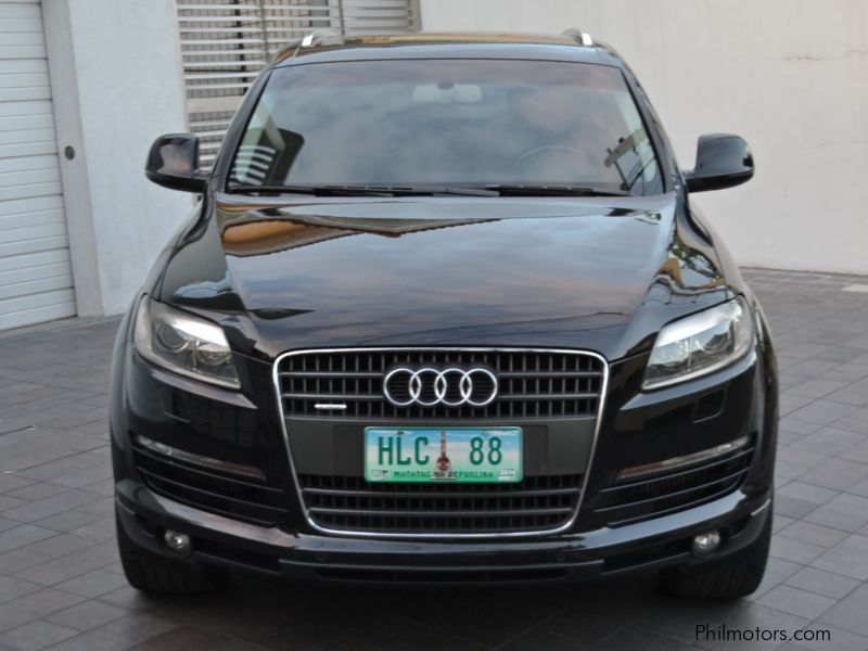 Used Audi Q7 for sale in Quezon City