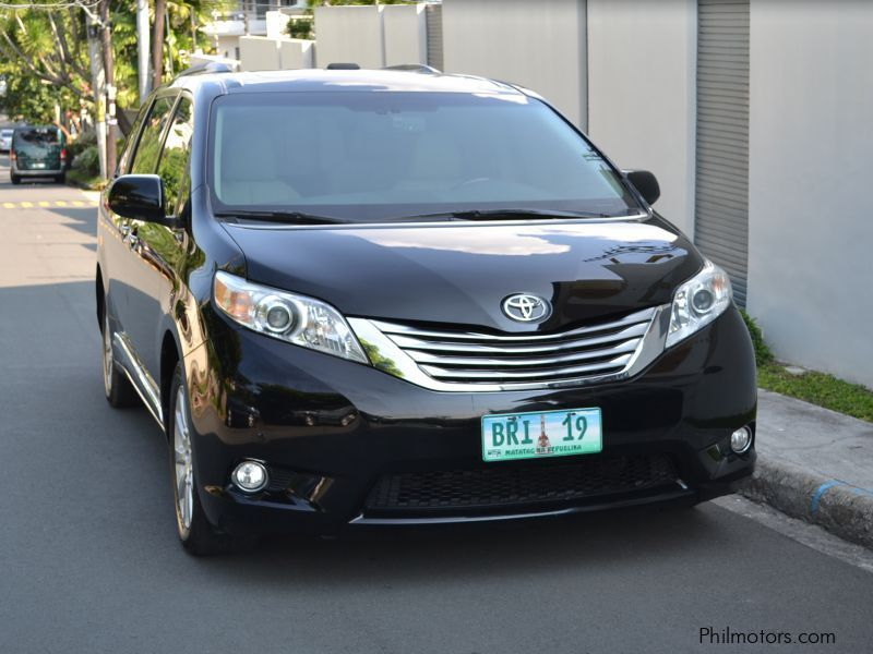 Used Toyota Sienna for sale in Quezon City